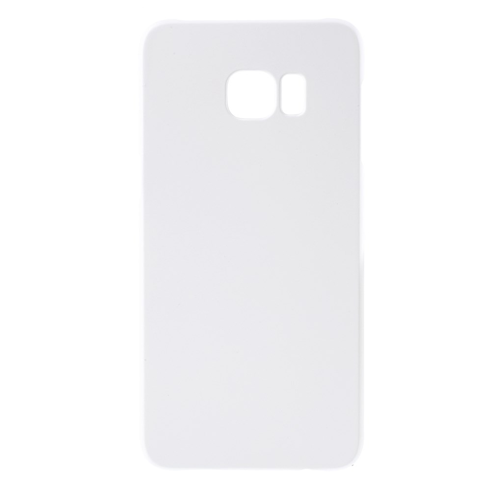 Image of   Samsung Galaxy S6 Edge Plus InCover Plastik Cover - Hvid