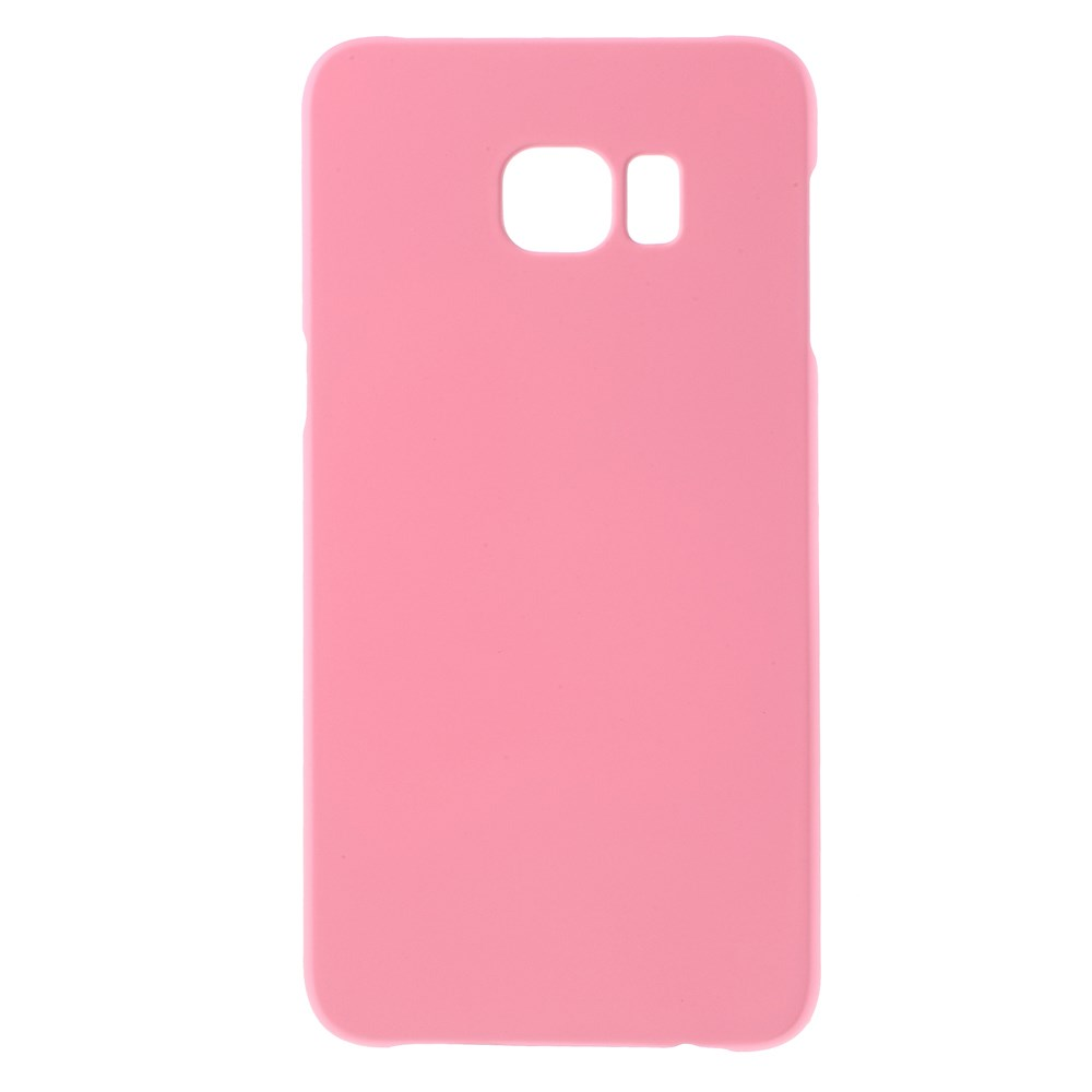 Image of   Samsung Galaxy S6 Edge Plus InCover Plastik Cover - Lysrød