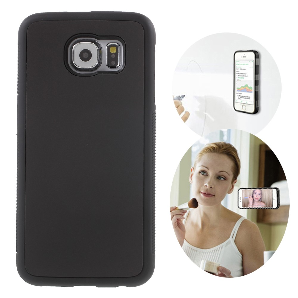 Image of Samsung Galaxy S6 MYFONLO Anti-Gravity Cover - Sort