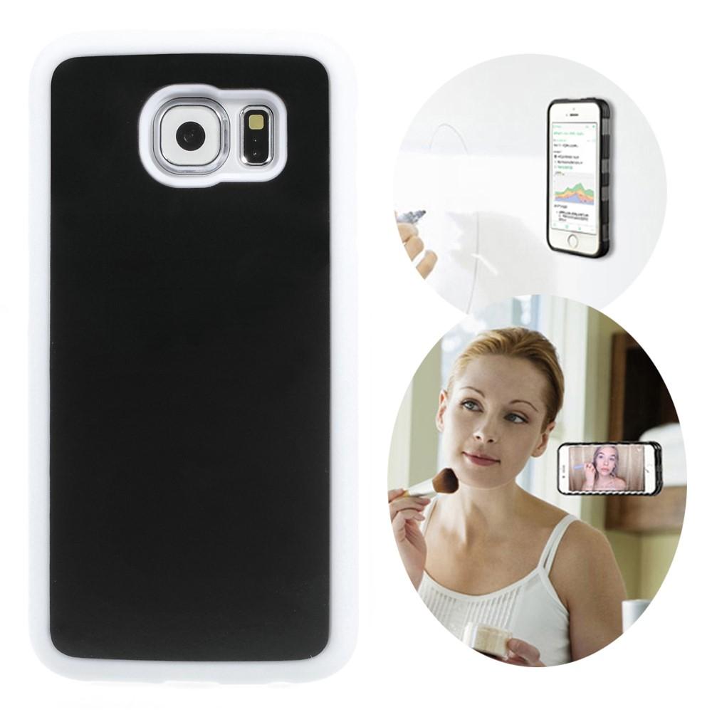 Image of Samsung Galaxy S6 MYFONLO Anti-Gravity Cover - Hvid