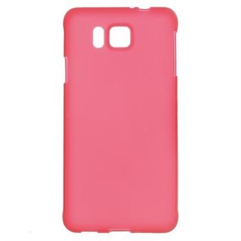 Billede af Samsung Galaxy Alpha inCover TPU Cover - Rød