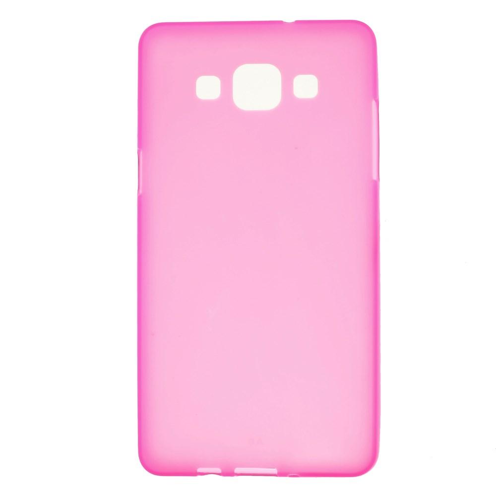 Billede af Samsung Galaxy A5 TPU Cover - Pink
