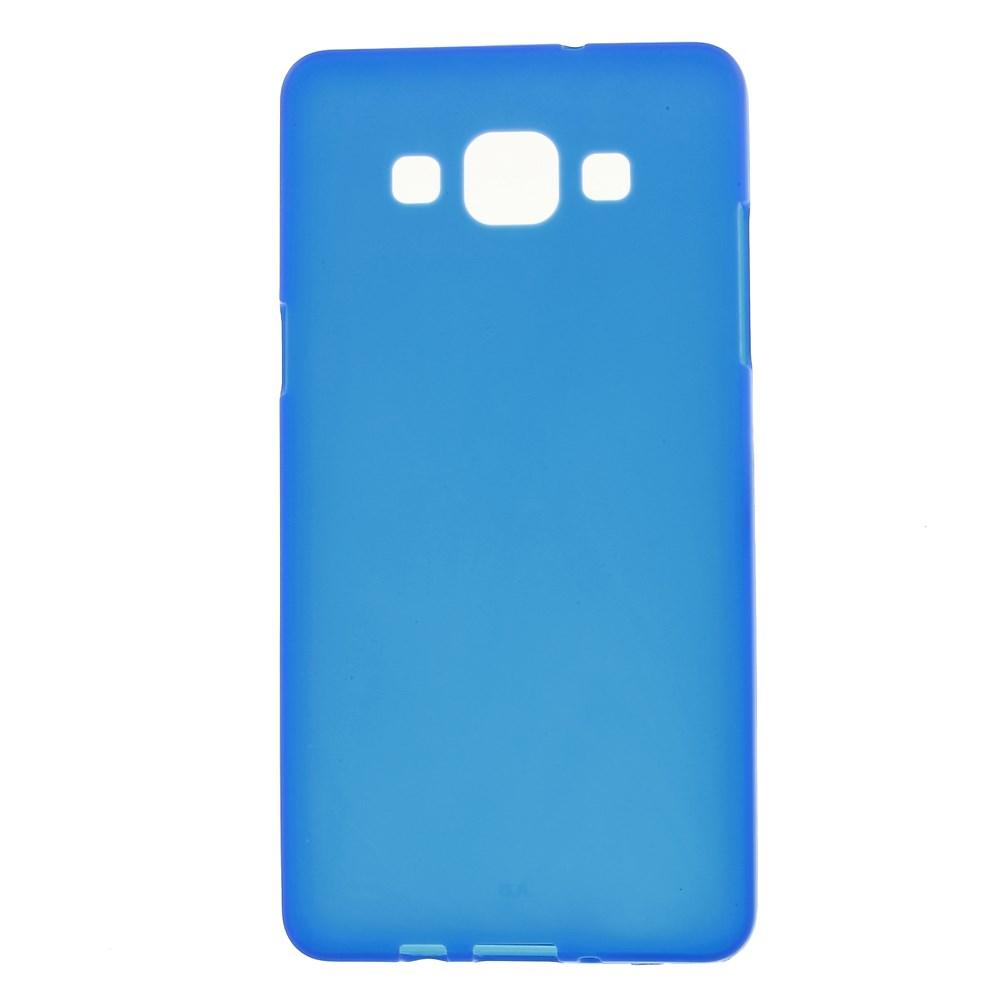 Billede af Samsung Galaxy A5 TPU Cover - Blå
