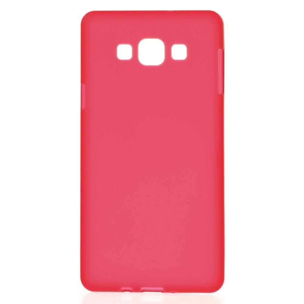Billede af Samsung Galaxy A7 (2015) inCover TPU Cover - Rød