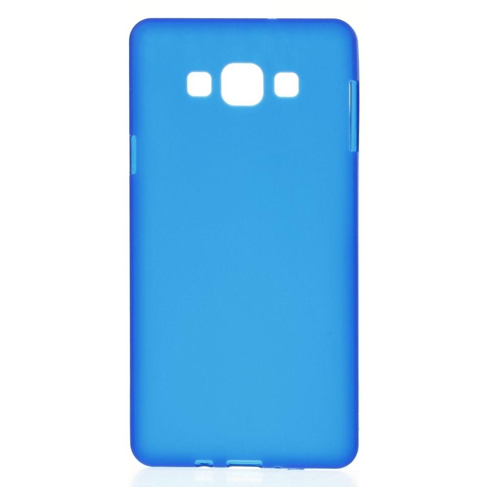 Billede af Samsung Galaxy A7 (2015) inCover TPU Cover - Blå