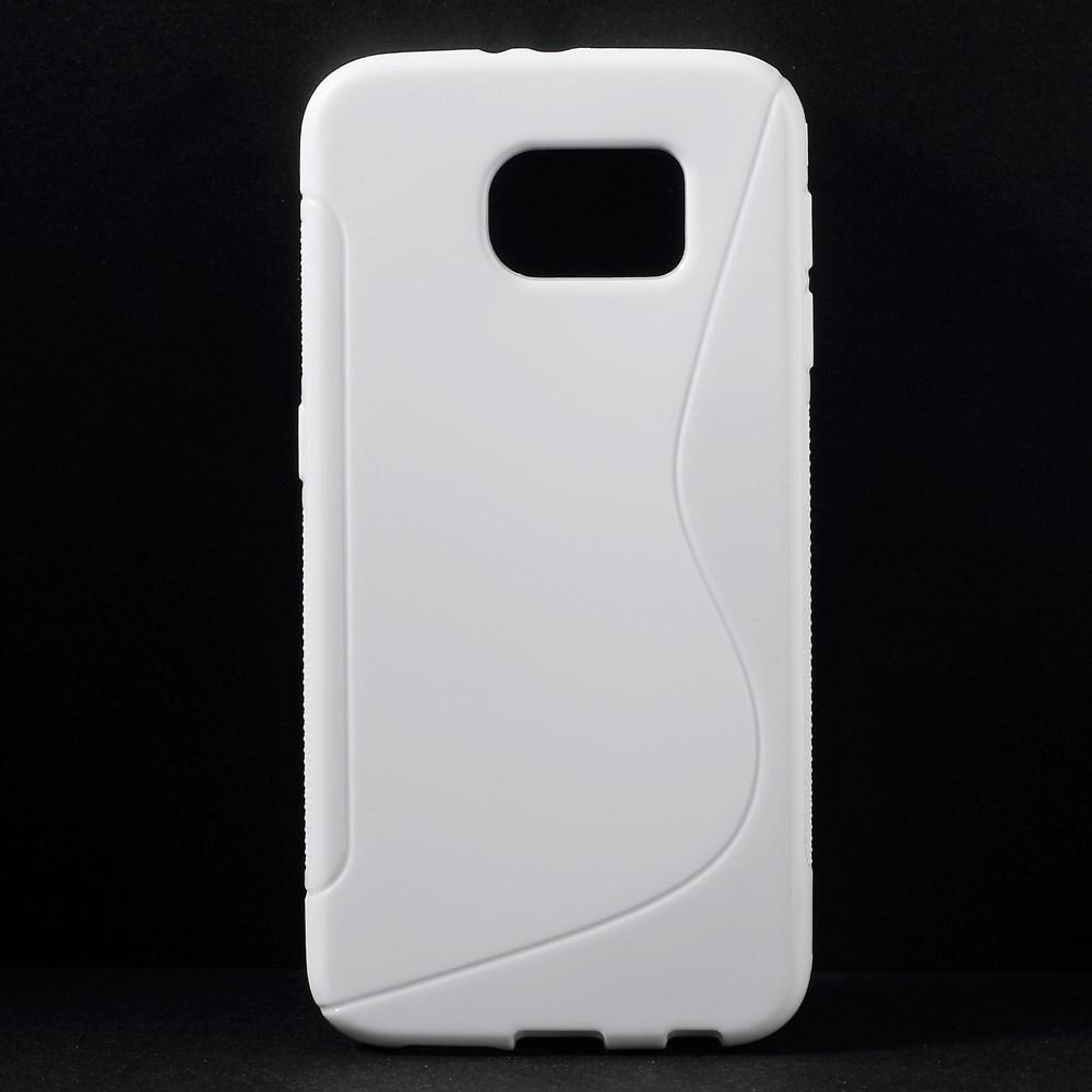 Billede af Samsung Galaxy S6 TPU Gel Cover - Hvid