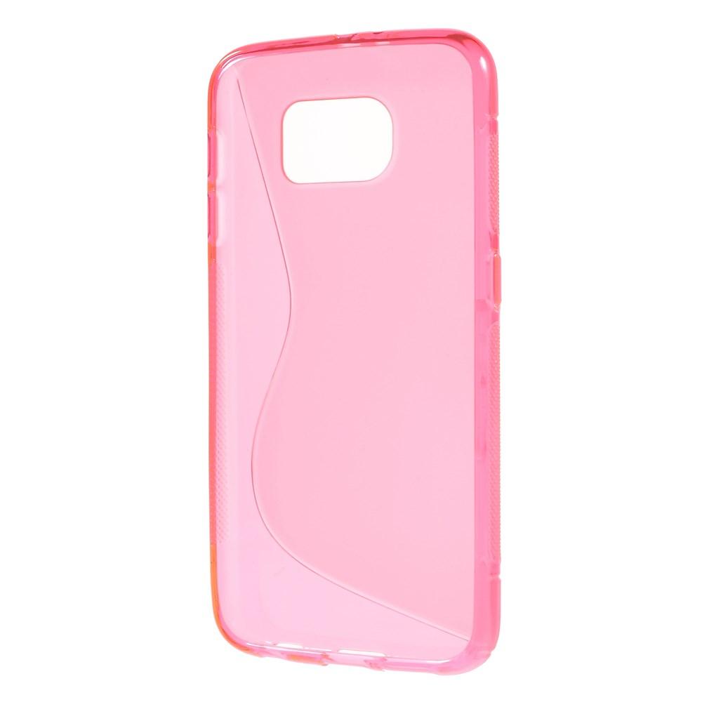 Billede af Samsung Galaxy S6 TPU Gel Cover - Pink