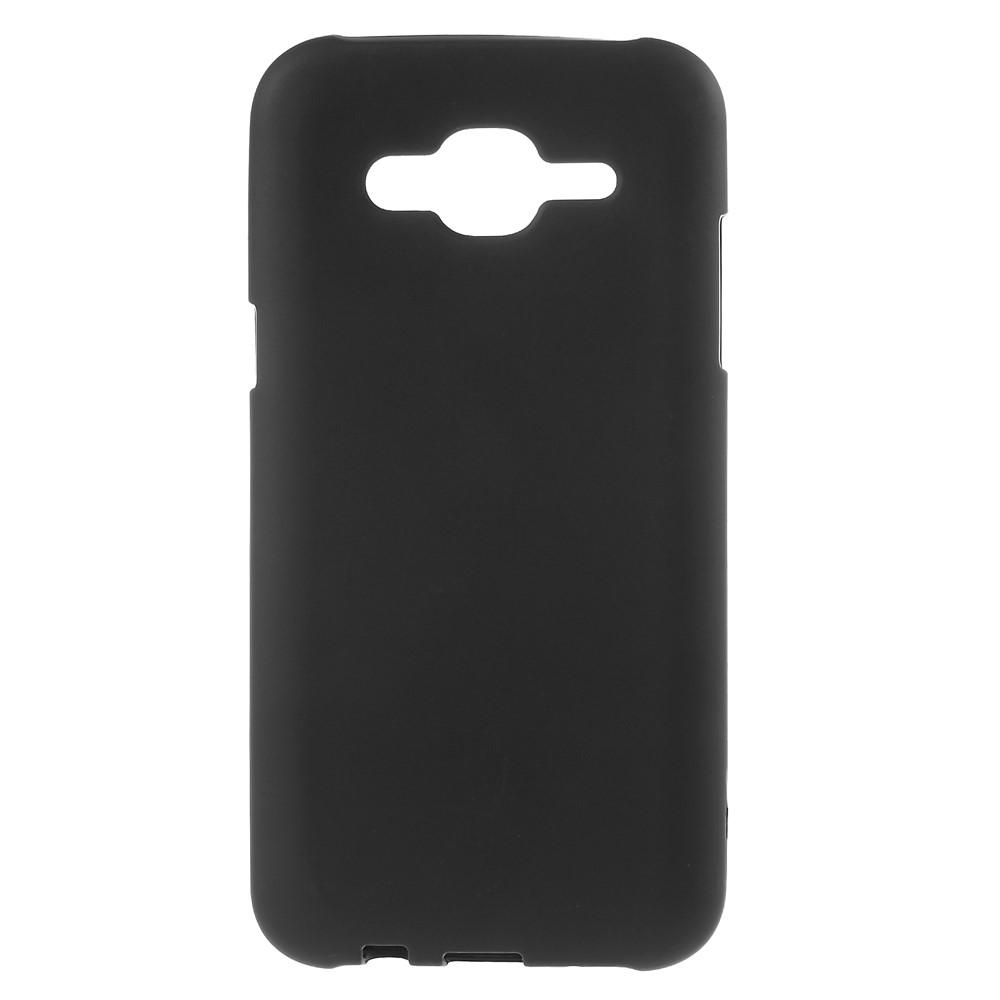 Billede af Samsung Galaxy J5 inCover TPU Cover - Sort