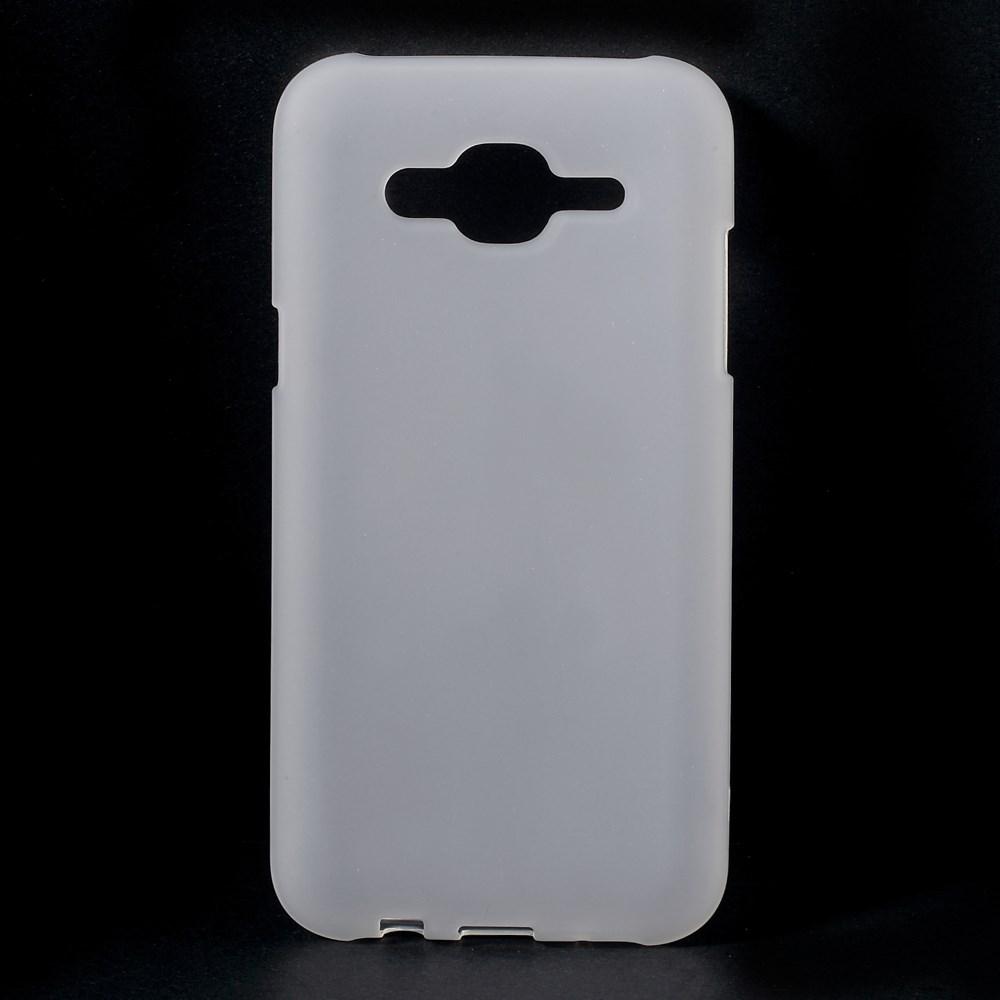 Billede af Samsung Galaxy J5 inCover TPU Cover - Hvid