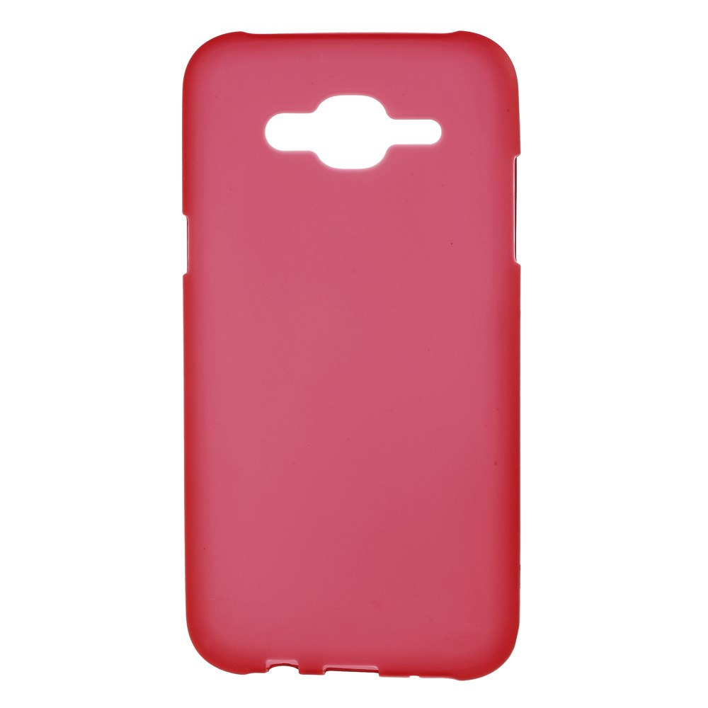 Billede af Samsung Galaxy J5 inCover TPU Cover - Rød