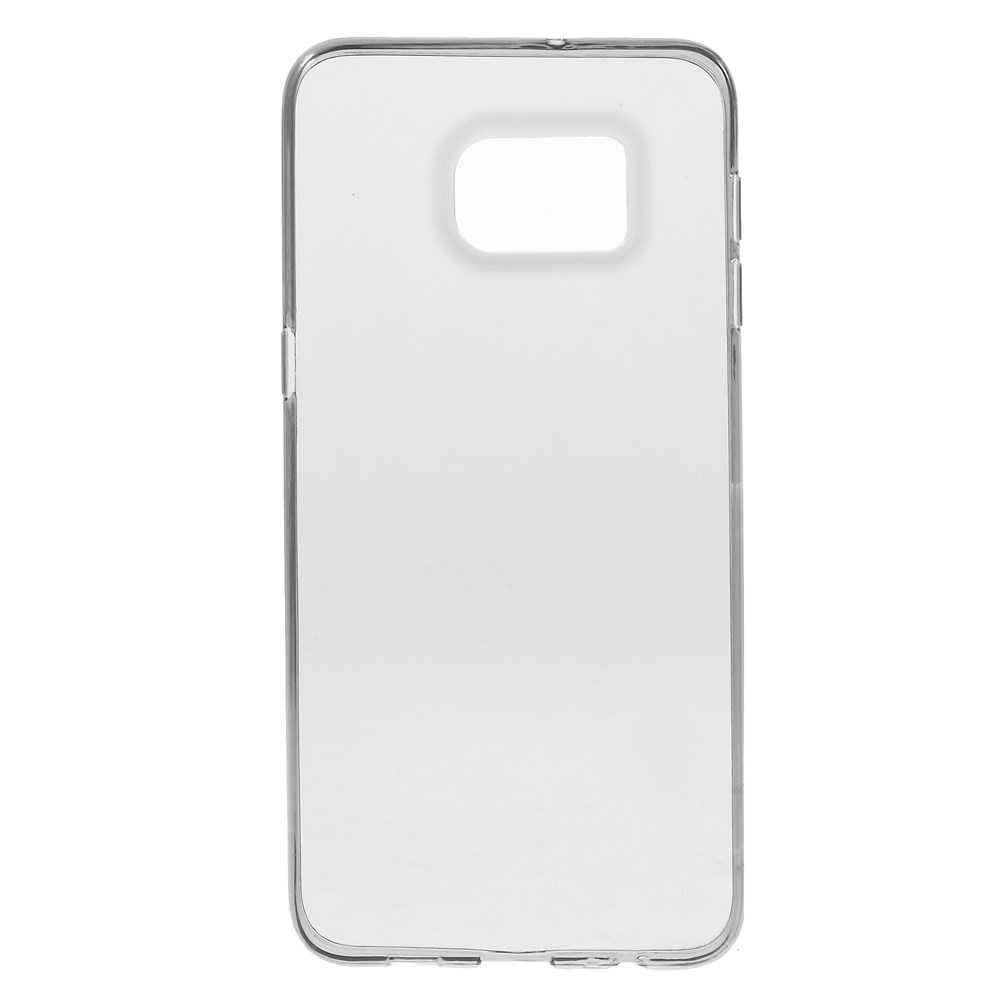 Image of   Samsung Galaxy S6 Edge Plus InCover Ultra Slim TPU Cover - Grå
