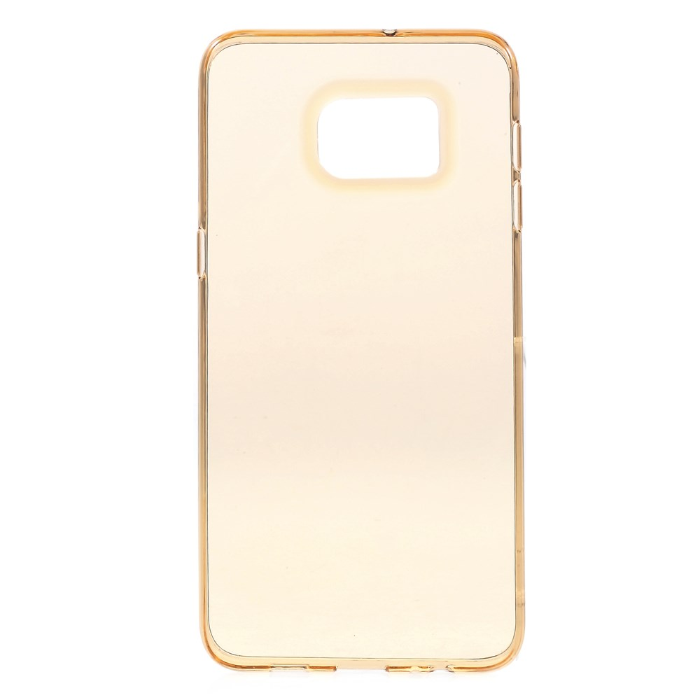 Image of   Samsung Galaxy S6 Edge Plus InCover Ultra Slim TPU Cover - Champagne