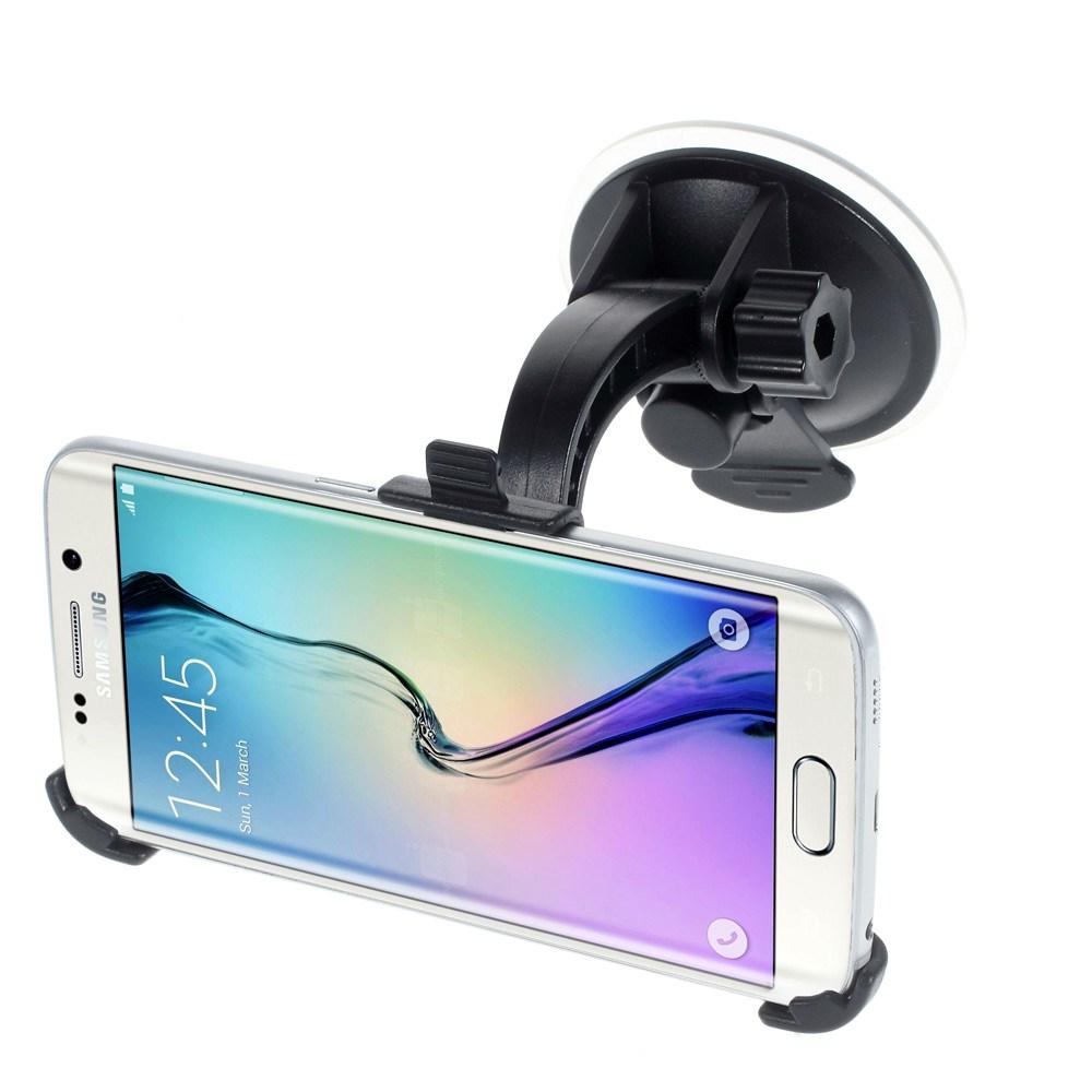 Billede af Samsung Galaxy S6 360 Graders Bilholder m. Sugekop