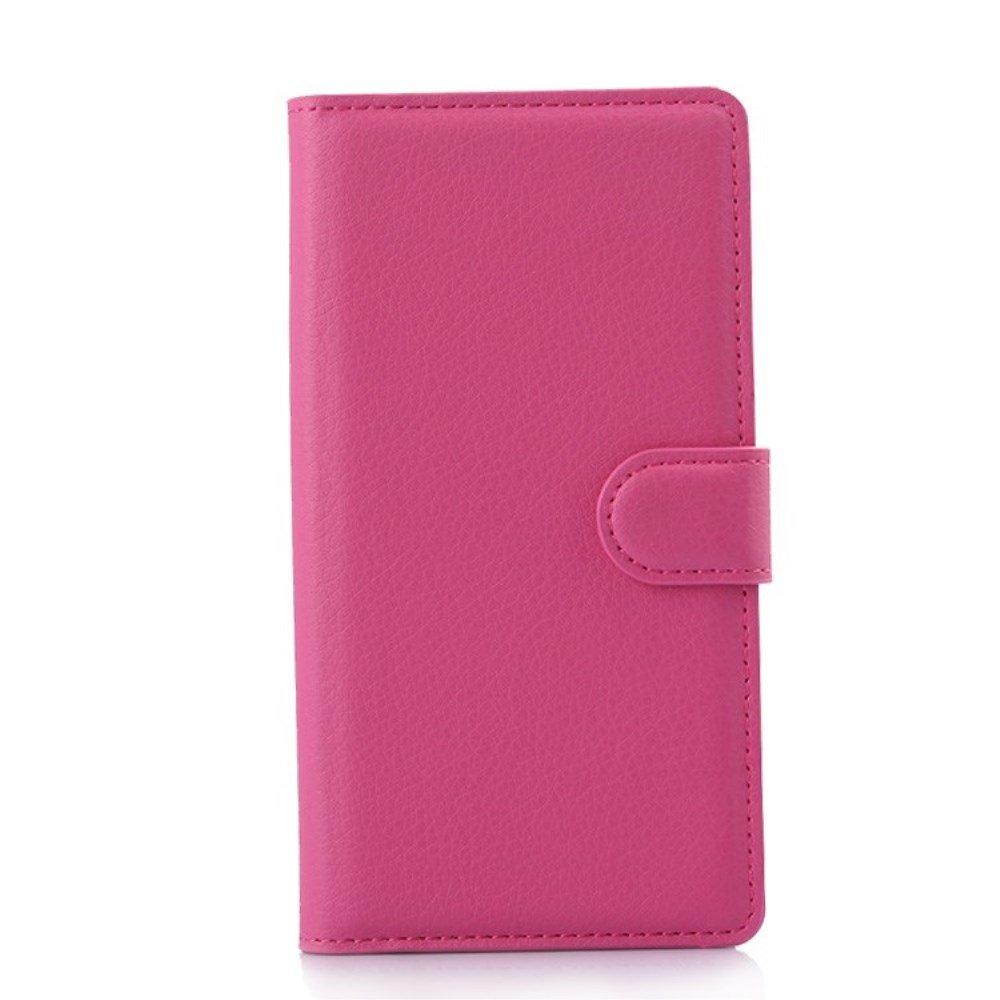 Billede af Sony Xperia M4 Aqua Smart Flip Cover - Pink