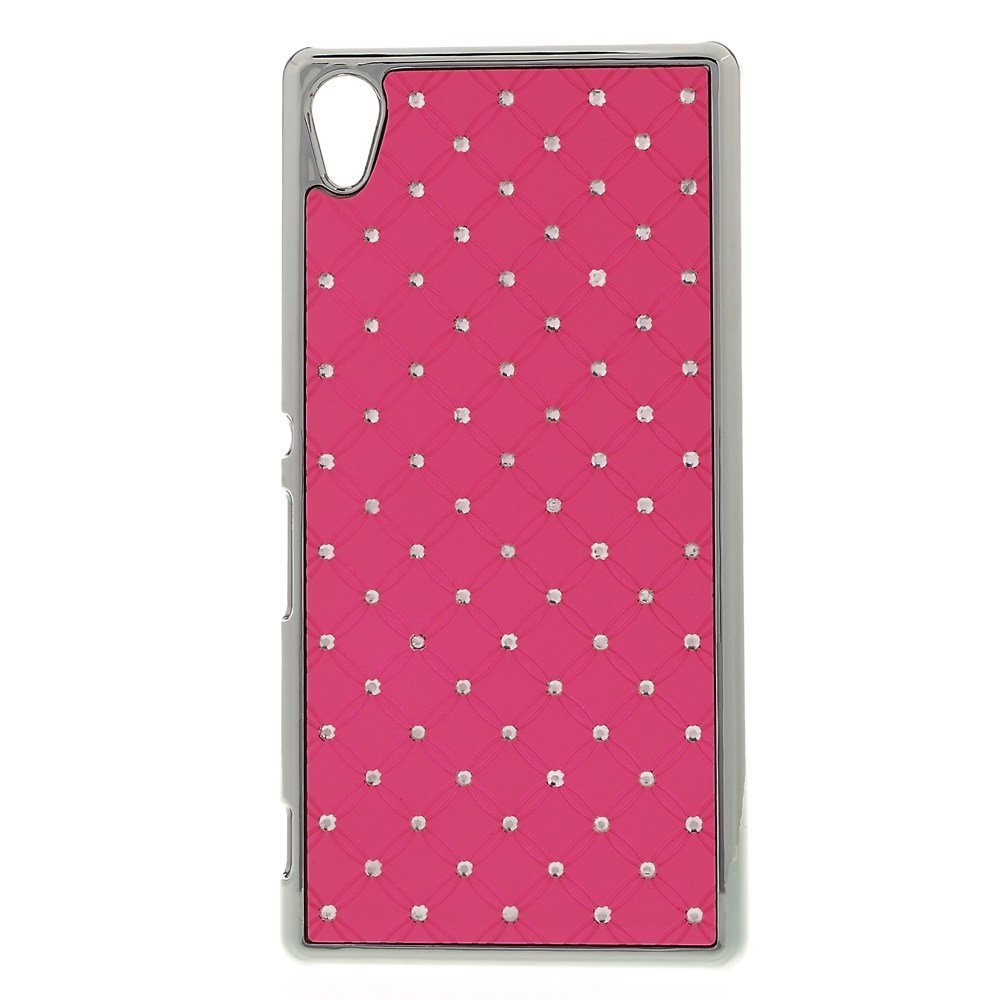 Billede af Sony Xperia Z3+ inCover Plastik Cover m. Similisten - Pink