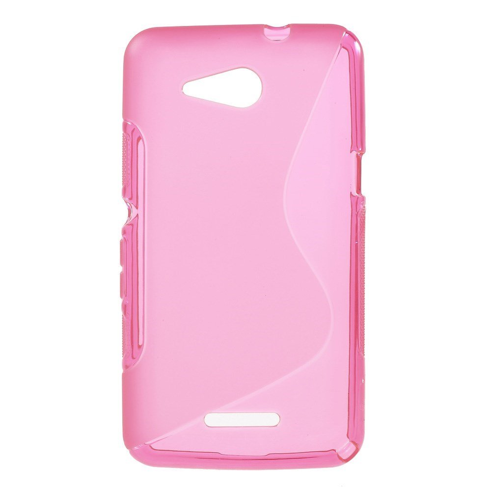Billede af Sony Xperia E4g inCover TPU Cover - Pink