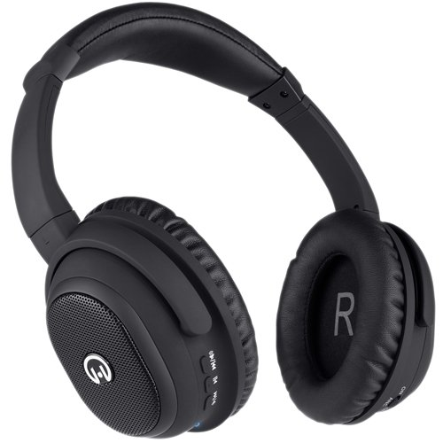 Image of HyperGear Stealth Bluetooth Headphones - Sort