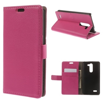 Image of LG L Bello Flip Cover Med Pung - Rosa