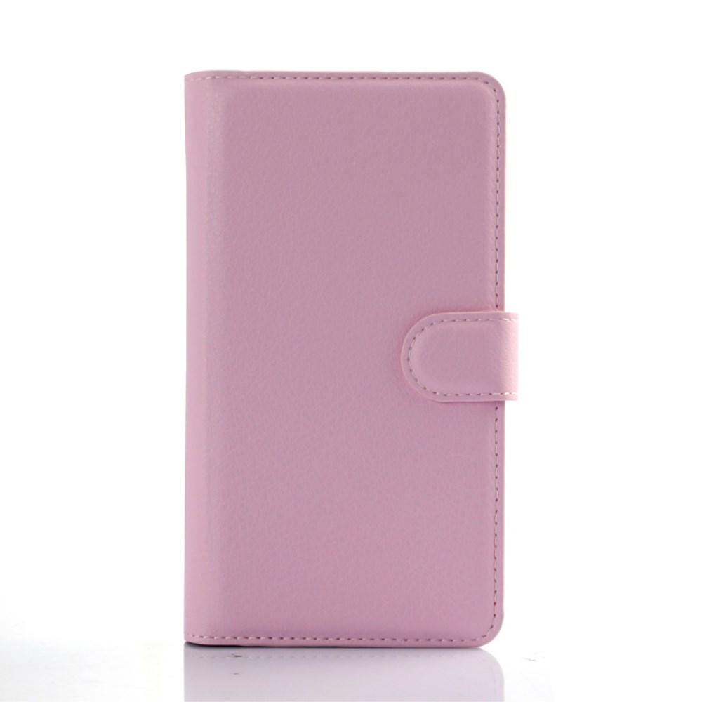 Image of LG G4 Flip Cover til kort m. Stand - Rosa