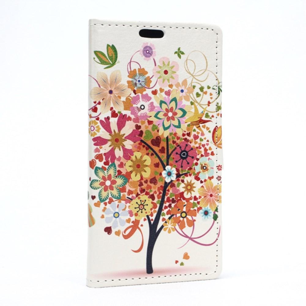 Billede af LG Spirit Design Flip Cover m. Stand - Orange Tree