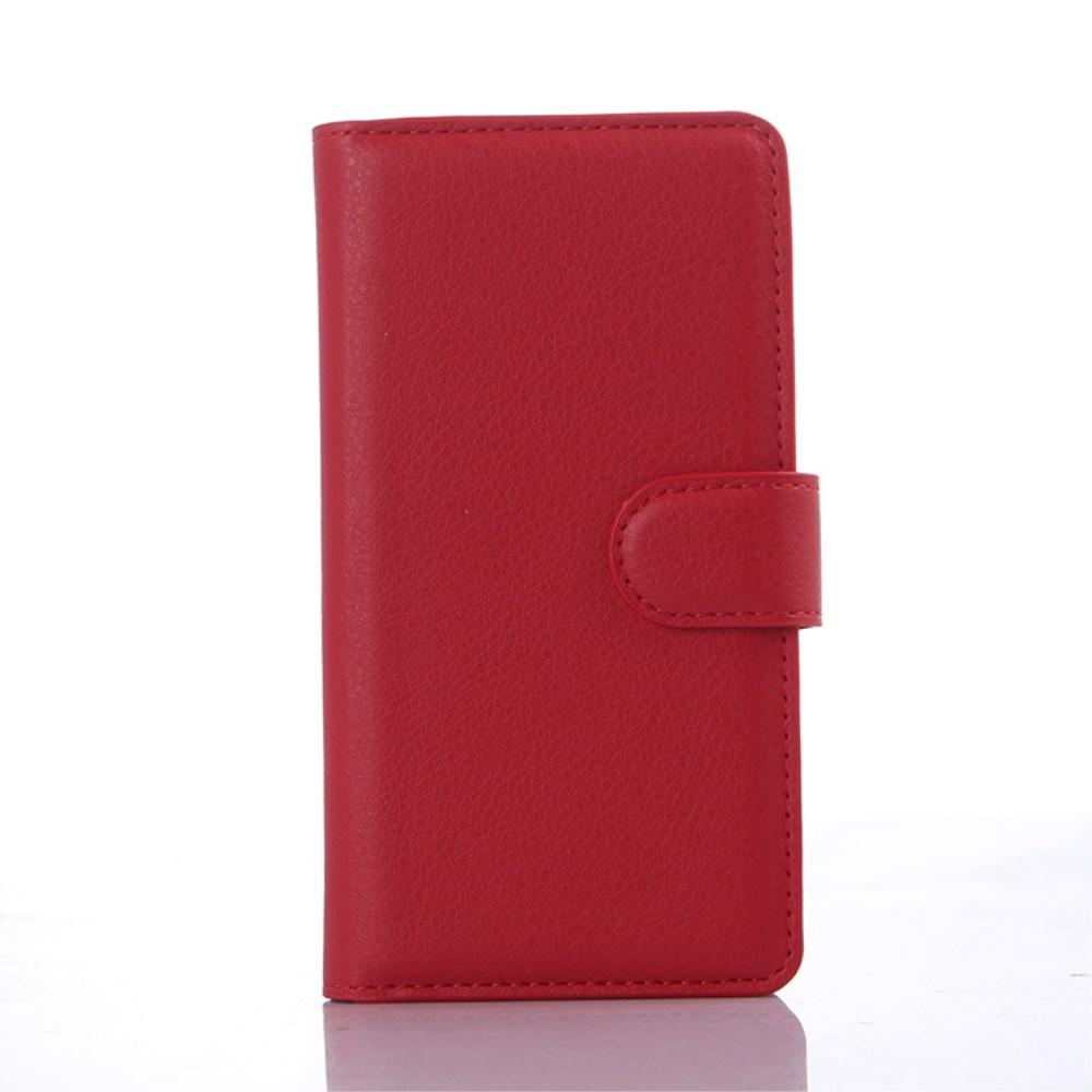Billede af LG Spirit Smart Flip Cover m. Stand - Rød