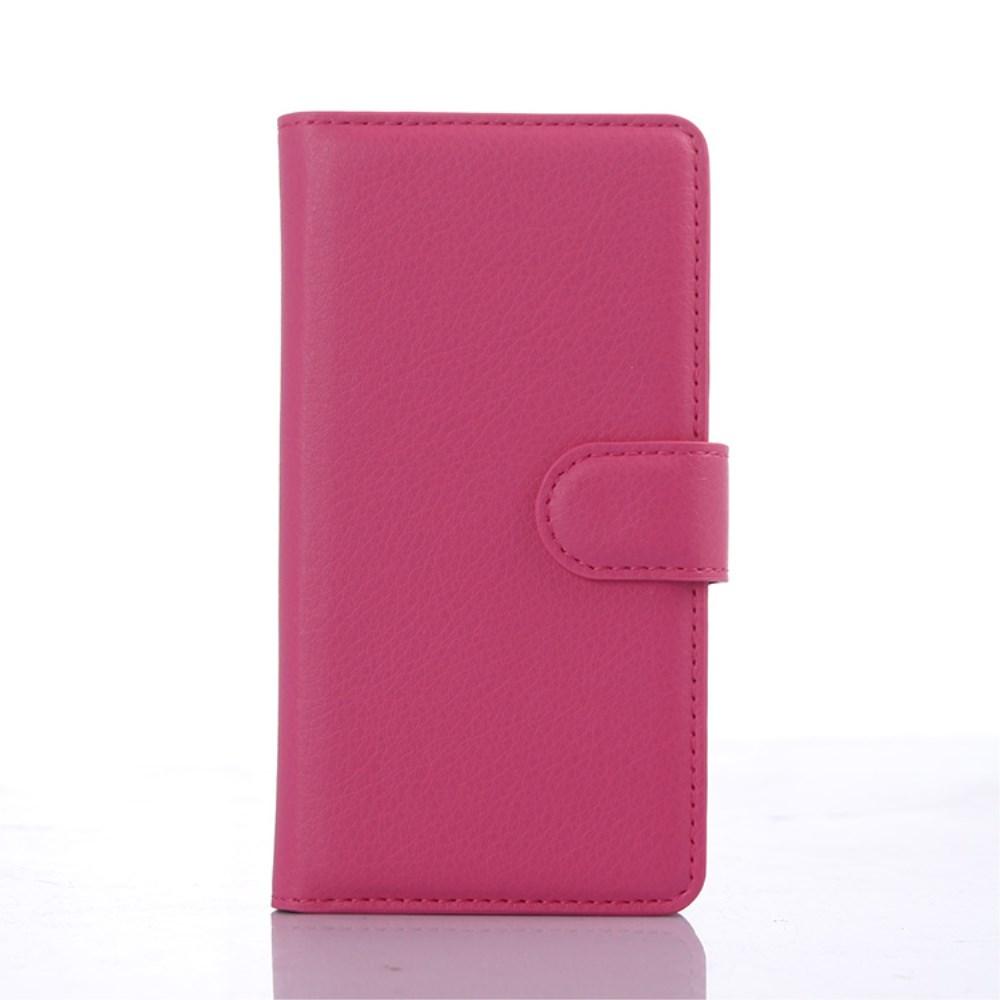 Billede af LG Spirit Smart Flip Cover m. Stand - Pink