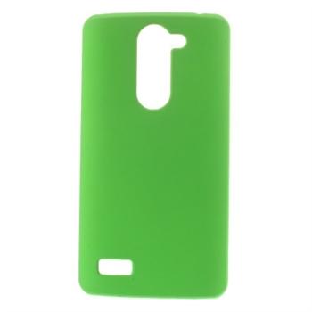 Image of LG L Bello Plastik cover fra inCover - Grøn
