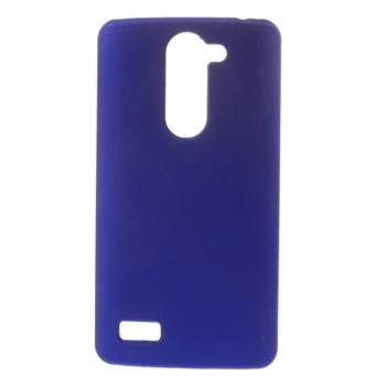 Image of LG L Bello Plastik cover fra inCover - Blå