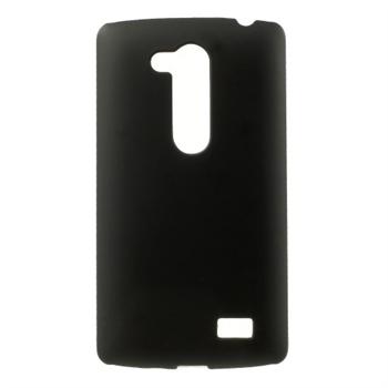 Image of LG L Fino Plastik cover fra inCover - Sort