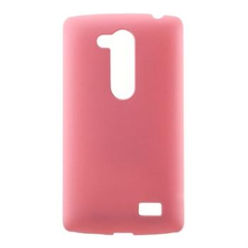 Image of LG L Fino Plastik cover fra inCover - Pink