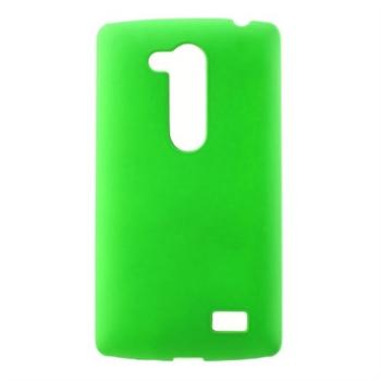 Image of LG L Fino Plastik cover fra inCover - Grøn
