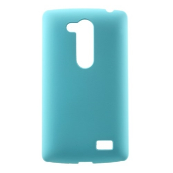 Image of LG L Fino Plastik cover fra inCover - Lyseblå