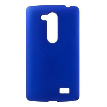 Image of LG L Fino Plastik cover fra inCover - Blå