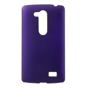Image of LG L Fino Plastik cover fra inCover - Lilla