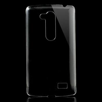 Image of LG L Fino Plastik cover fra inCover - Gennemsigtig