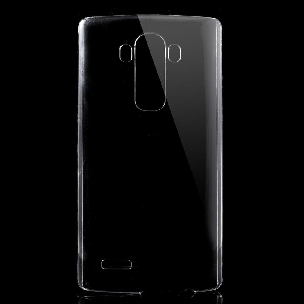 Image of   LG G4 inCover Plastik Cover - Gennemsigtig