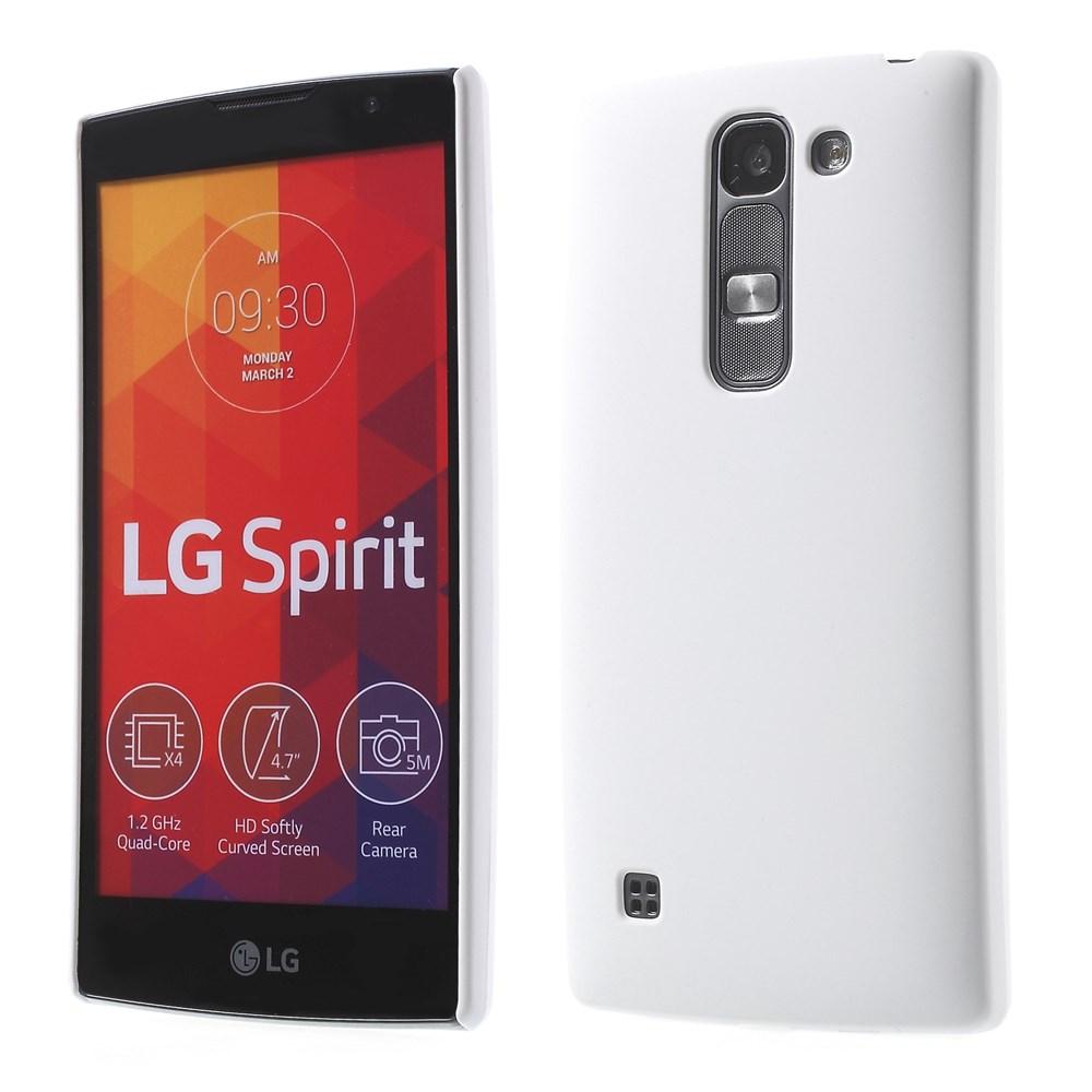 Billede af LG Spirit inCover Plastik Cover - Hvid