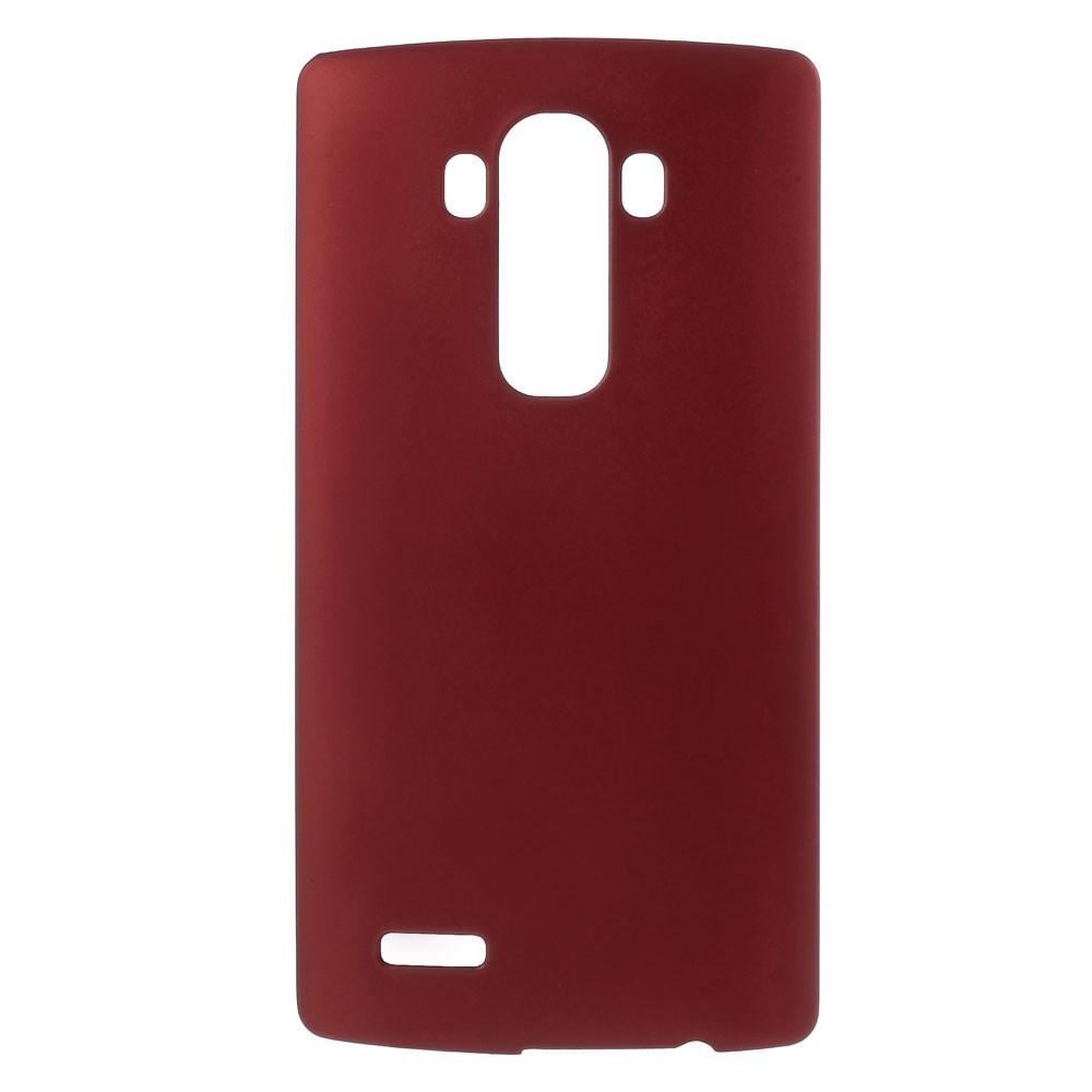 Image of   LG G4 inCover Plastik Cover - Rød