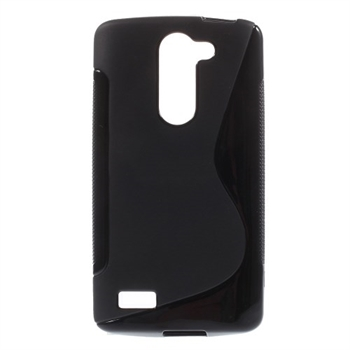 Image of LG L Bello inCover TPU S-Line Cover - Sort