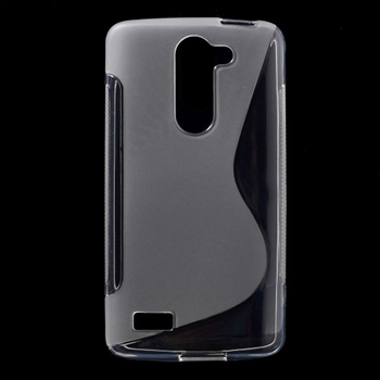 Image of LG L Bello inCover TPU S-Line Cover - Gennemsigtig
