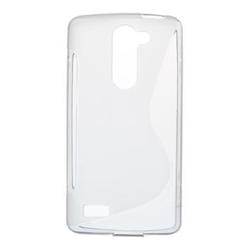 Image of LG L Bello inCover TPU S-Line Cover - Grå