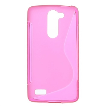 Image of LG L Bello inCover TPU S-Line Cover - Rosa