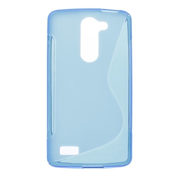 Image of LG L Bello inCover TPU S-Line Cover - Blå