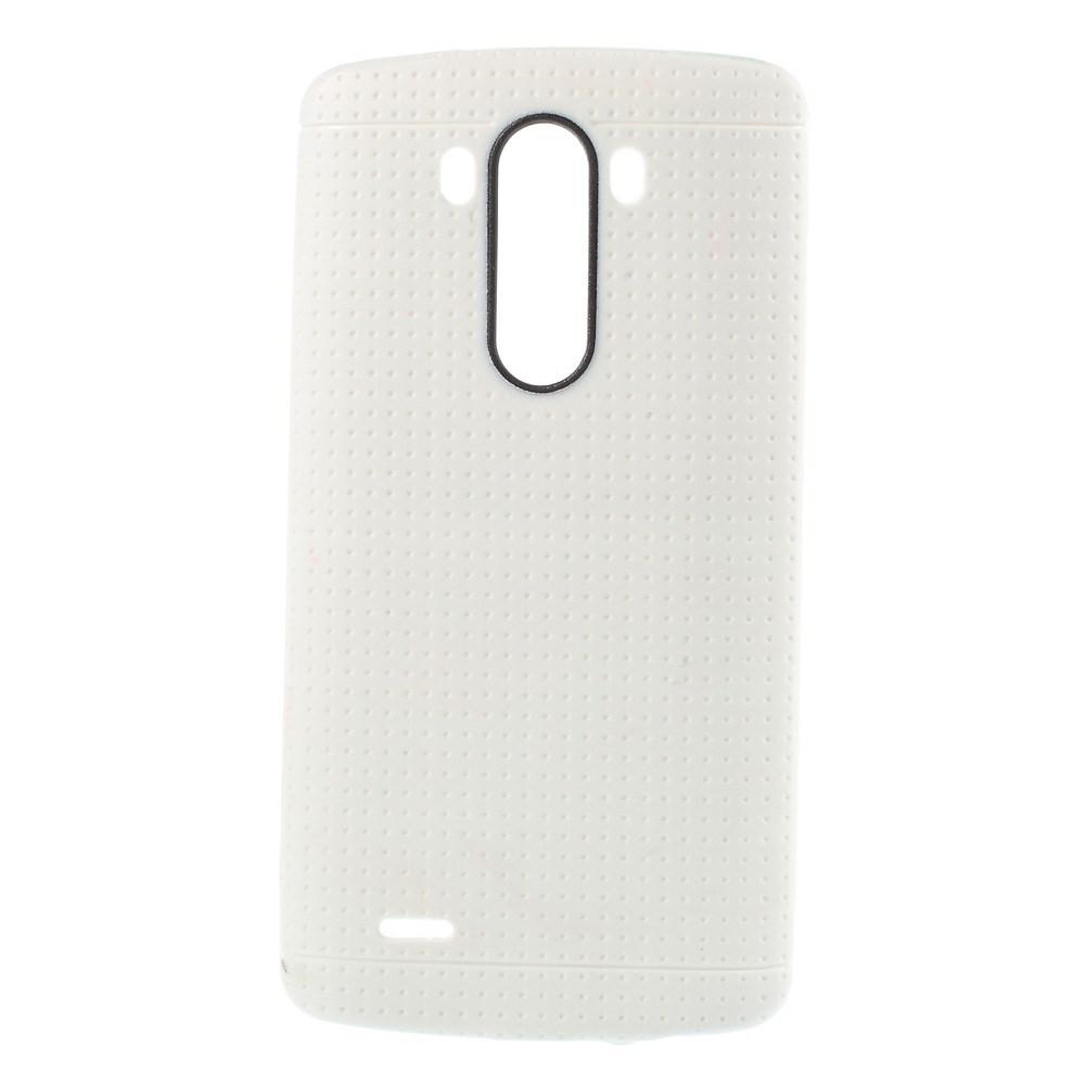 Image of LG G4 Dream Mesh TPU Cover - Hvid