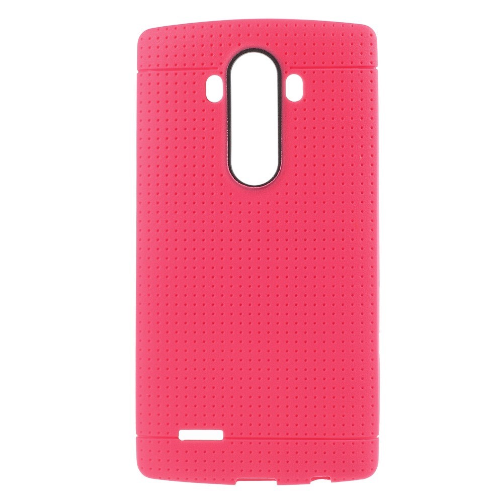 Image of   LG G4 Dream Mesh TPU Cover - Pink