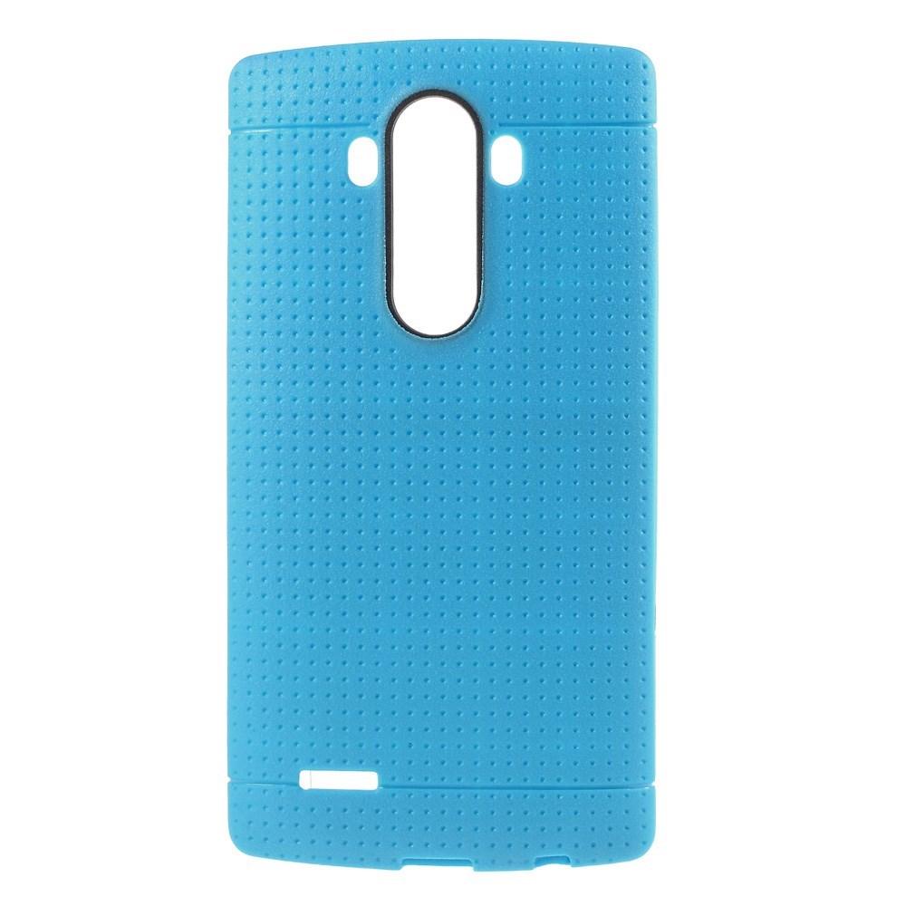 Image of LG G4 Dream Mesh TPU Cover - Lys Blå