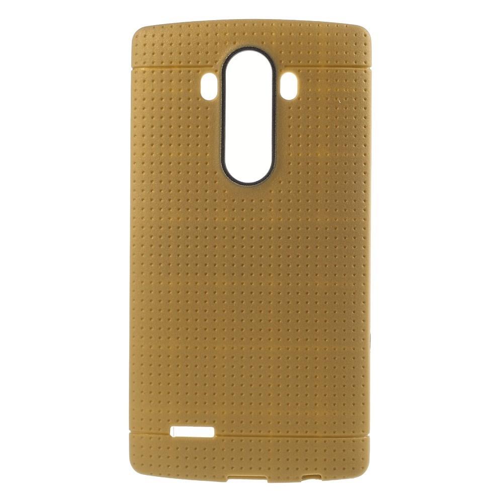 Image of   LG G4 Dream Mesh TPU Cover - Brun