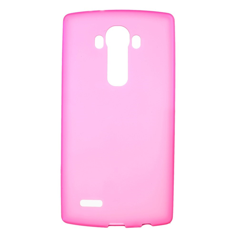 Image of   LG G4 inCover TPU Gel Cover - Pink