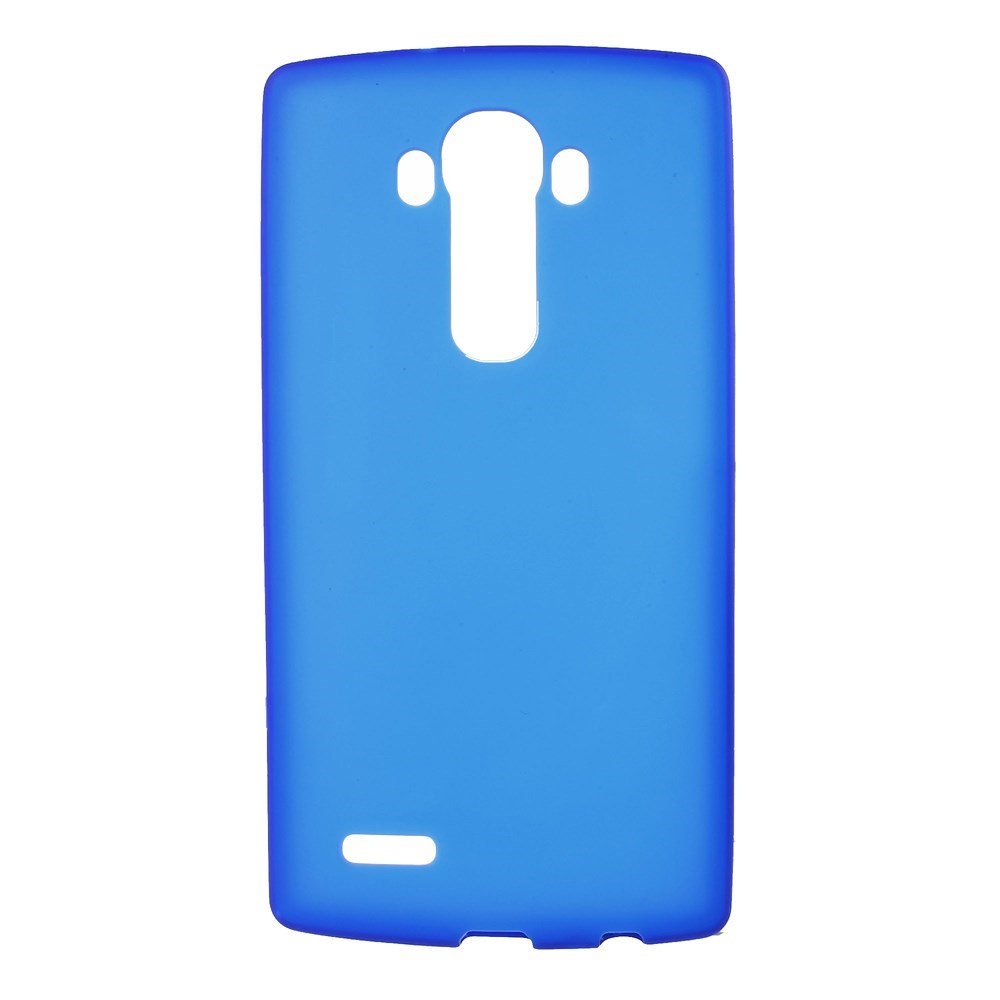 Image of   LG G4 inCover TPU Gel Cover - Blå