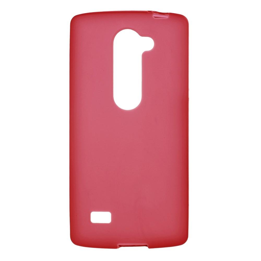 Billede af LG Leon inCover TPU Cover - Rød